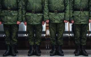 Берут ли служить в армию с фимозом в 2020 году
