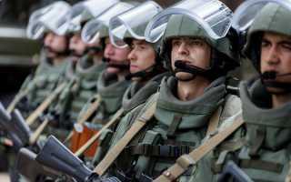 Элитные войска РФ: полный обзор и их назначение