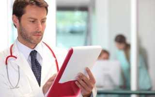 Процедура прохождения контрольного медицинского освидетельствования в 2020 году