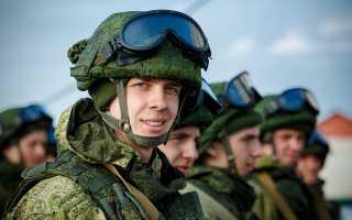 Вооружённые силы РФ: виды и особенности