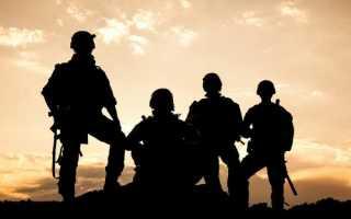 Все о срочной службе в армии России в 2020 году