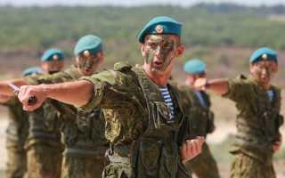 Что такое взвод в российской армии, и сколько в нём человек?