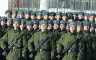 Зимний призыв в армию 2020 — 2021 год, сроки призыва и особенности