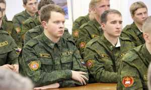 Суть и смысл военной кафедры в ВУЗах в 2021 году