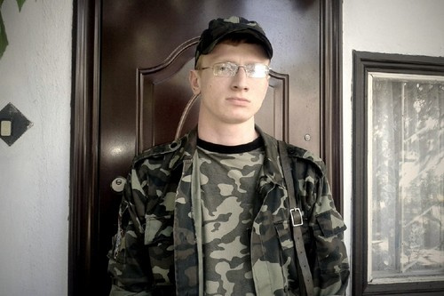 Призванный в армию