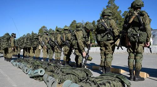 С 2015 года Россия имеет на территории Сирии вооруженный контингент