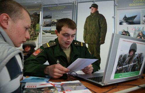Служба в военной полиции по контракту