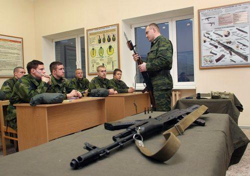 военная кафедра при вузе