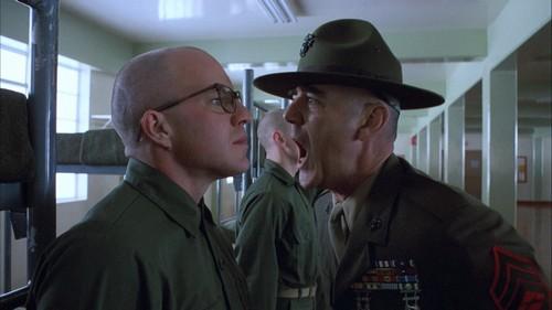 Четкая дикция в армии