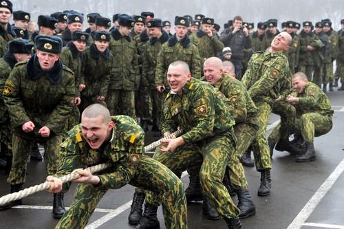 Военные соревнования
