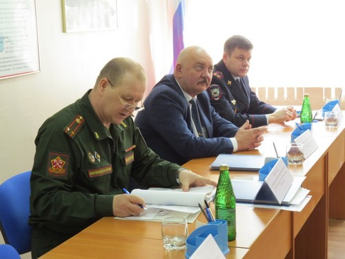 Военная комиссия