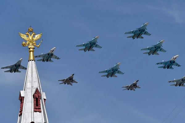 Воздушно-космические силы РФ