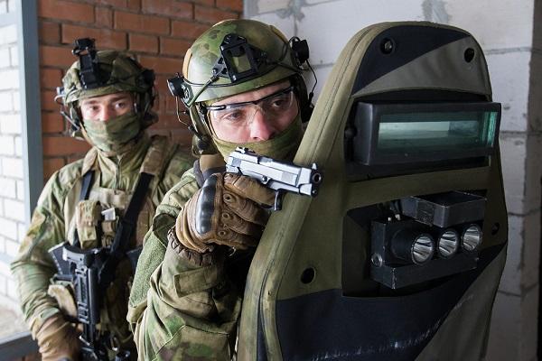Спецназ войск Нацгвардии