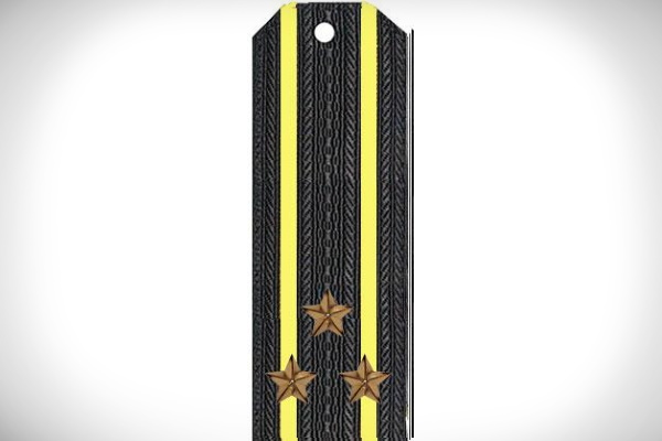 Капитан 1-го ранга